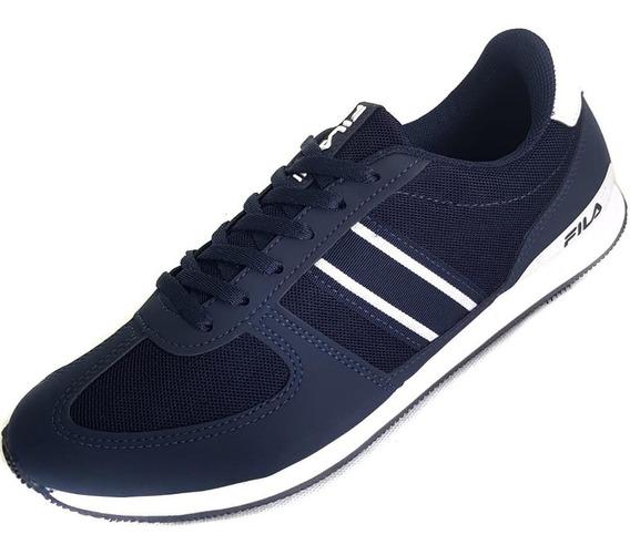 Tênis Masculino Fila Footwear F - Retro Sport 2.0 Original