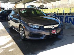 Honda Civic 2.0 Ex . At 2016