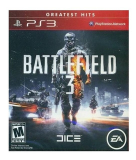 Battlefield 3 Ps3 Greatest Hits Juego Físico Original Full