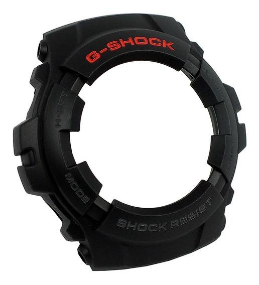 Capa Bezel Casio G-100 G-101 G-shock Preto G100 G101