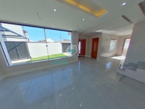 Casa Duplex Em Vale Das Palmeiras - Macaé, Rj - 3004