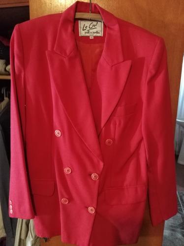91df68396 Traje De Vestir Rojo - Ropa y Accesorios en Mercado Libre Argentina
