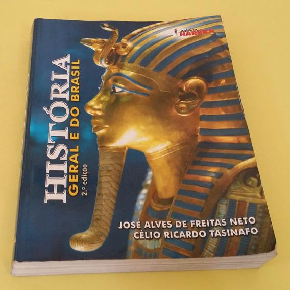 História Geral E Do Brasil - Harbra 2ª Edição