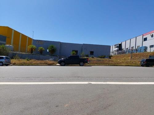 Imagem 1 de 14 de Excelente Galpão De 400 M², Localizado No Bairro Parque Industrial Iii Em Jundiaí-sp - Ga0004