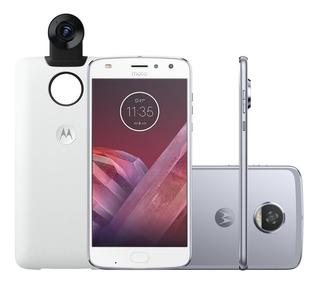 Smartphone Motorola Moto Z2 Play Novo Original Lacrado Cm Nf