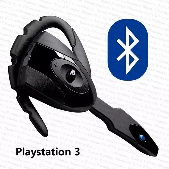 Fone Do Ps3 Para Jogar Online No Playstation 3 Serve Celular