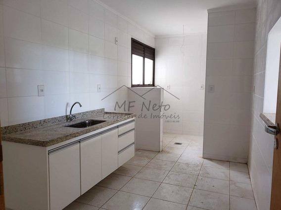 Apartamento Com 3 Dorms, Jardim Carlos Gomes, Pirassununga - R$ 310.000,00, 82,47m² - Codigo: 10131538 - V10131538