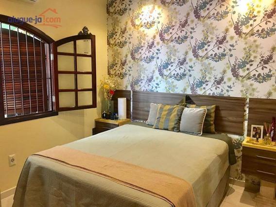 Casa Com 3 Dormitórios À Venda, 200 M² Por R$ 585.000 - Cidade Vista Verde - São José Dos Campos/sp - Ca2085
