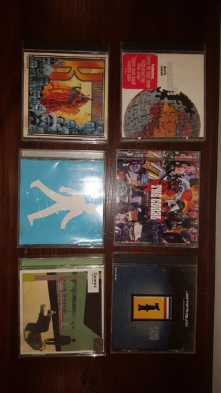 Lote 5 Cds Brit Pop. Jamiroquai.seahorses.gay Dad. The Coral