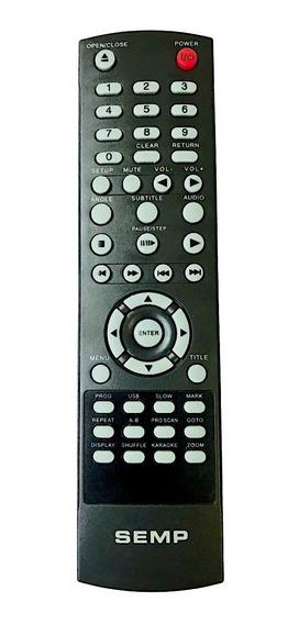 Cr-2860 Controle Remoto P/ Dvd Semp Toshiba Original