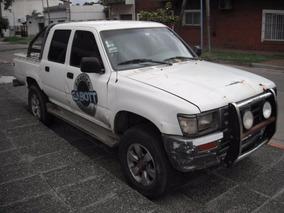 Toyota Hilux 2000 4x4 D/c