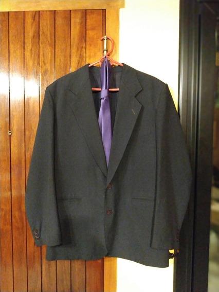 Traje - Saco, Corbata Y Pantalón Robins Hombre Como Nuevo