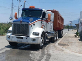 Kenworth T800 Mexicano