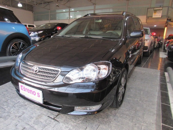 Toyota Corolla Fielder Xei 1.8 16v (flex) (aut) Flex Autom