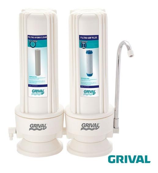 Filtro De Agua Grival De 2 Etapas Sobre Meson