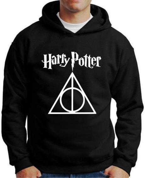 Blusa Moletom Personalizada Harry Potter