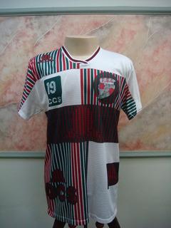 Camisa Futebol Ferroviario São Luis Ma Ccs Jogo Antiga 1511