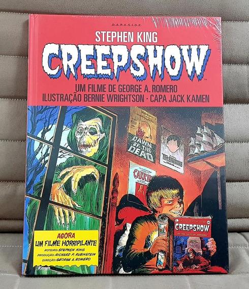 Livro Creepshow Stephen King Darkside Capa Dura ( Lacrado )