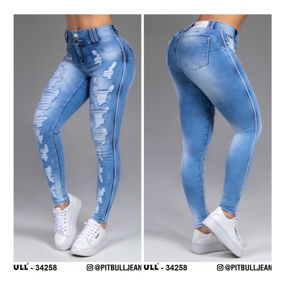 Calça Jeans Pit Bulll Lançamento Ref 34258