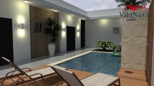 Casa Com 3 Dormitórios À Venda, 186 M² Por R$ 1.050.000,00 - Jardim Piemonte - Indaiatuba/sp - Ca1720