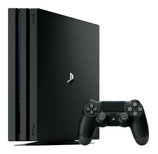 Sony PlayStation 4 Pro 1TB Call of Duty: Modern Warfare jet black