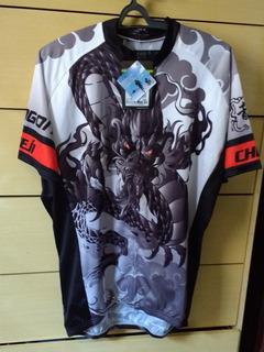 Camiseta Original Paladins Bike Importada Dragão+manguito