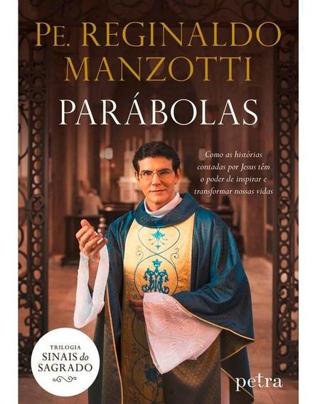 Livro Parábolas - Pe Reginaldo Manzotti - Católico Religioso