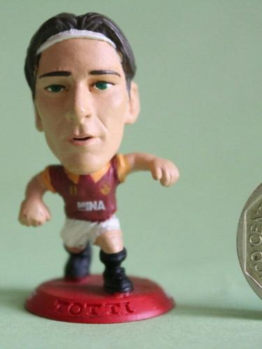 Cabezon Futbol Totti Roma Corinthian Superstars Figura