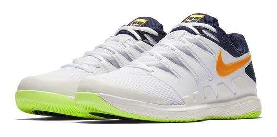 Zapatillas De Tenis Nike Air Zoom Vapor X Hc Talle 42 O 43