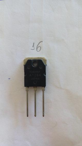 Transistor 2sa1264 2sa 1264 Novo Original Kit C/ 5 Peças