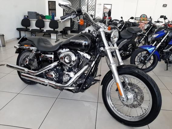 Harley Davidson Dyna Super Glide Custom 2014