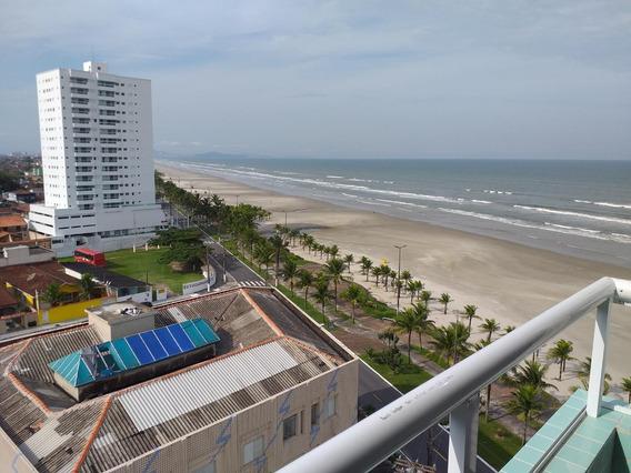 Apartamento Em Balneário Flórida, Praia Grande/sp De 53m² 1 Quartos À Venda Por R$ 280.420,12 - Ap217063