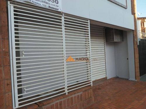 Casa Com 4 Dormitórios Para Alugar, 200 M² Por R$ 3.200,00/mês - Jardim Sumaré - Ribeirão Preto/sp - Ca2644
