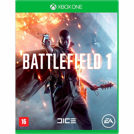 Jogo Battlefield 1 Xbox One - Offline