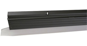 Guardapolvo Automático Color Negro 100 Cm Lgpa100n Lock