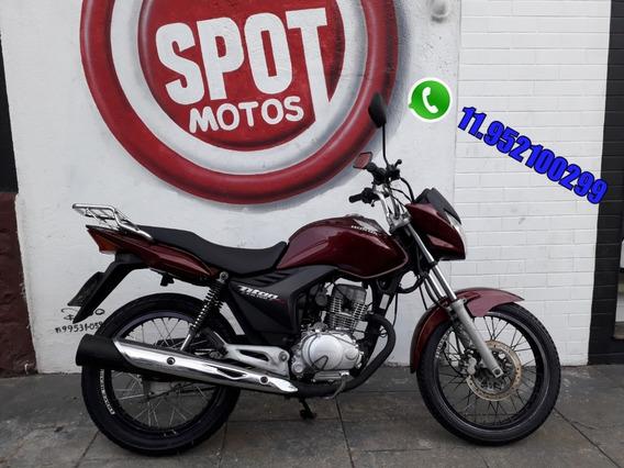 Honda Cg 150 Titan Esd - 2011/2012
