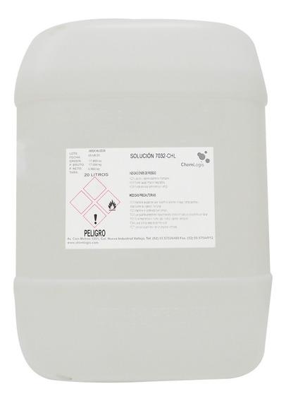 Gel Antibacterial C/aloe Vera 20l Certificado Fda