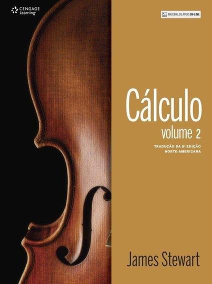 Cálculo - Vol. 2 - Tradução Da 8ª Edição Norte-america