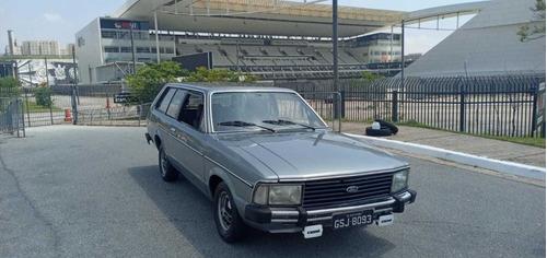 Ford Belina 2 - 1983/1984 - Carro De Colecionador !!