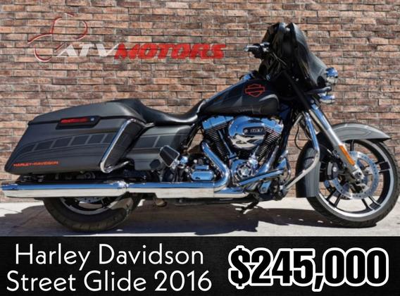 Harley Davidson Street Glide 2016