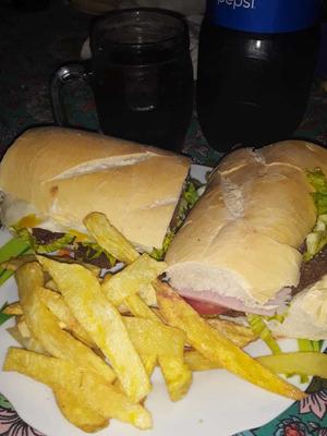 Vendo Sándwich