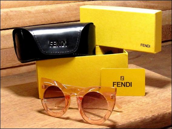 Óculos De Sol New Fendi Lolly Receba Em Até 48 Horas °1678°