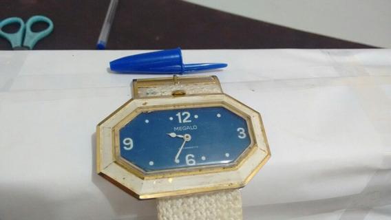 Relógio Suisso. Megalo.