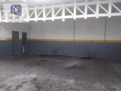 Terreno Comercial Para Locação, Vila Curuçá, Santo André. - Te0678