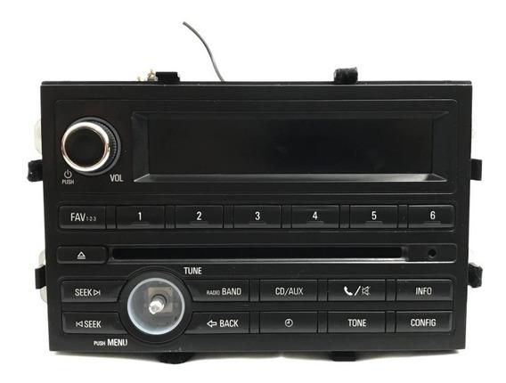 Radio Painel Cd Player Gm Aveo R19214 95494098