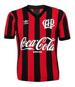 Camisa Retro Atlético Paranaense 1989 Coca Cola Blusa Cap
