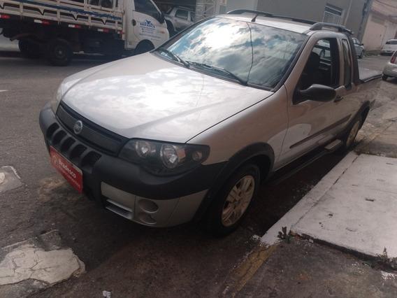 Fiat Strada 2008 1.8 Adventure Ce Flex 2p