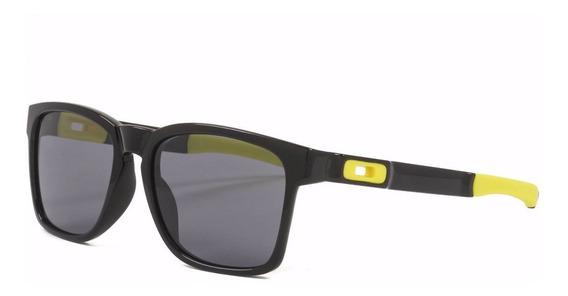 Oakley Catalyst Polished Black - Grey Valentino Rossi Vr46