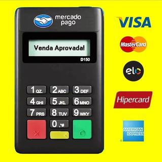 Maquina De Cartão Point Credito Debito - Envio Com Seguro