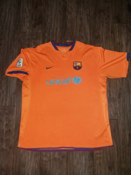 Camisa Barcelona Ill 2007/08 14 - Henry Tam Xxl 64x76cm